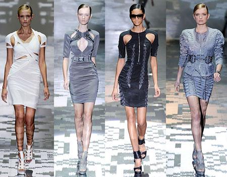Milano Fashion Week p/e 2010 Gucci