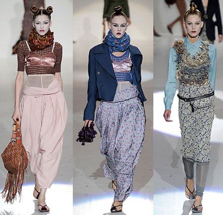 marc jacobs new york fashion week 2009