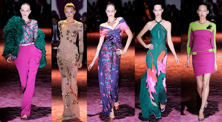 zac posen new york fashion week 2009