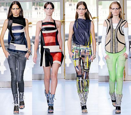paris fashion week primavera estate 2010 balenciaga