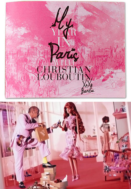 Louboutin Barbie My year in Paris