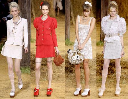 Paris Fashion Week Primavera Estate 2010 Chanel