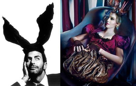 orecchie Louis Vuitton Marc Jacobs Madonna
