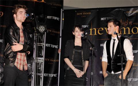 Robert-Pattinson Twilight