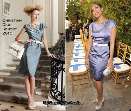 CFDA fashion fund Eva Mendes