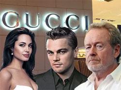 Film su Gucci girato da Ridley Scott
