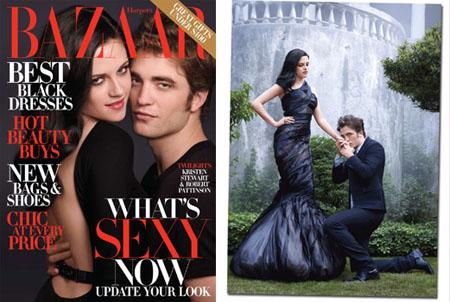 Twilight Issue Harper's Bazaar
