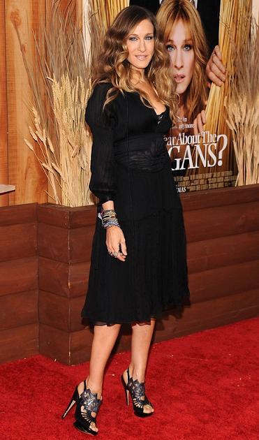 Sarah Jessica Parker premiere New York