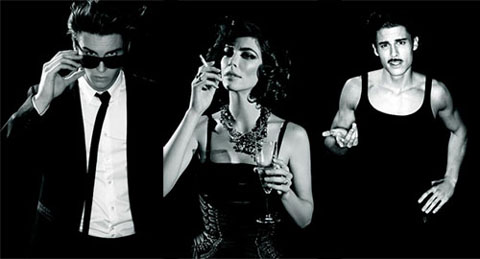 Calendario 2010 Marie Claire Karl Lagerfeld