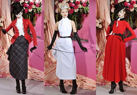 Dior Haute Couture primavera estate 2010
