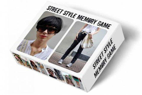 fashion game memory street style