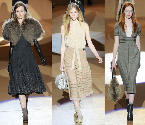 Marc Jacobs autunno inverno 2010-11