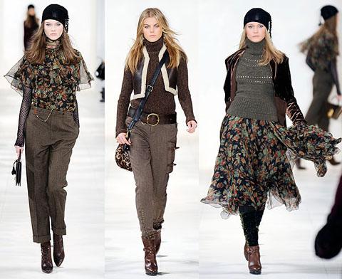 Ralph Lauren autunno inverno 2010-11