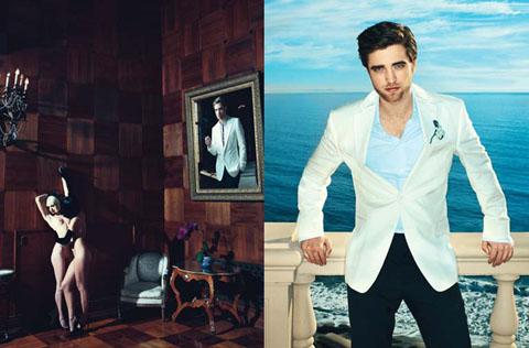 Robert Pattinson Details