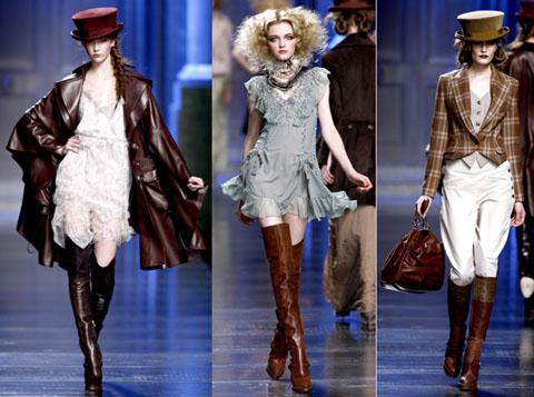 Christian Dior ai 2010-11