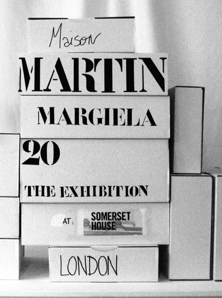 Maison Martin Margiela The Exhibition