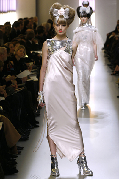 Chanel Couture pe 2010