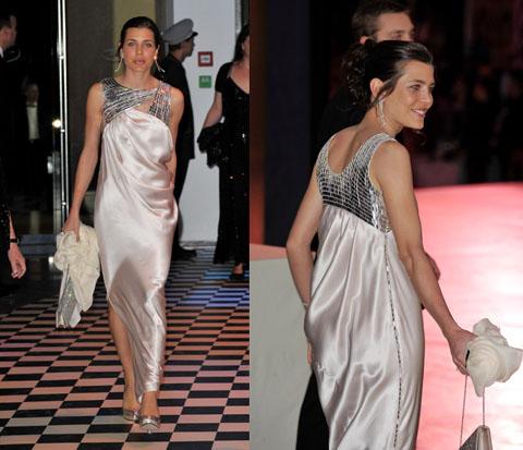 Charlotte Casiraghi Chanel Haute Couture