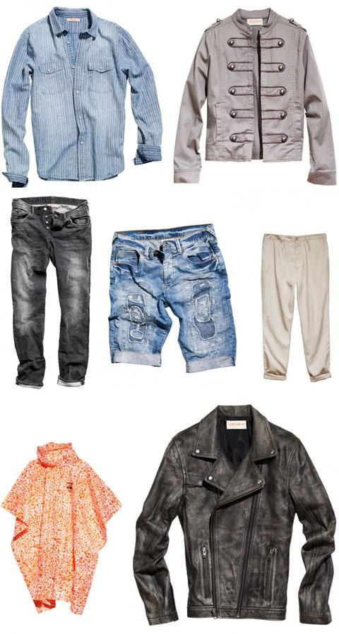 Fashion against aids HM