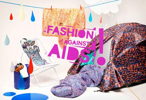 HM fashion against aids 2010