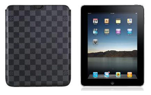 Louis Vuitton cover iPad