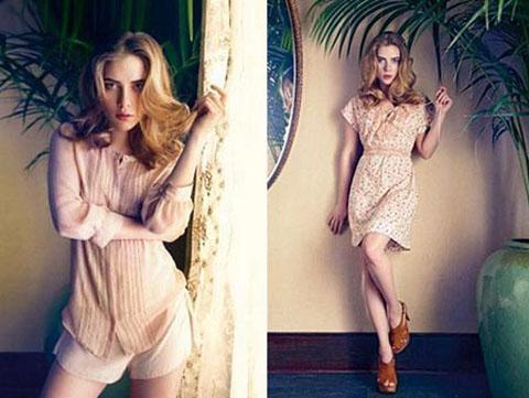 Scarlett Johansson Mango Summer 2010 adv