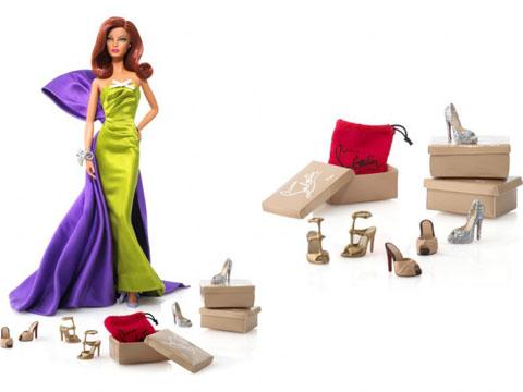 Barbie da collezione 2010