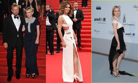 Cannes 2010 Carey Mulligan Cheryl Cole Diane Kruger