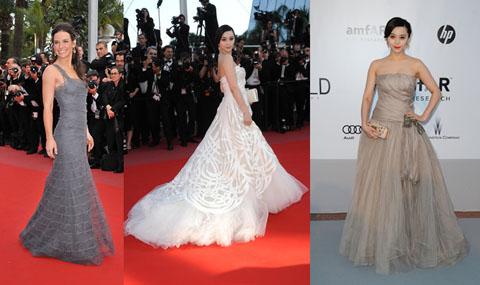 Cannes 2010 Evangeline Lily Fan Bing Bing
