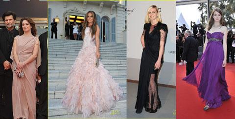 Cannes 2010 Giovanna Mezzogiorno Jennifer Lopez Kirsten Dunst Julia Saner