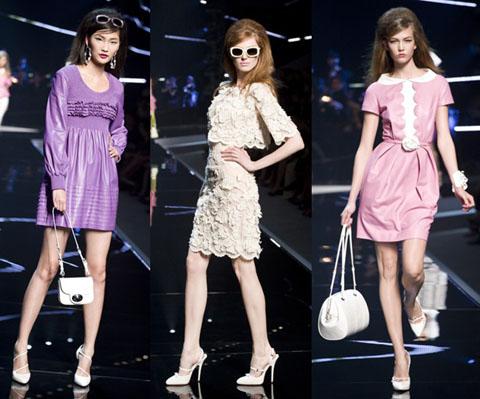 Collezione Cruise 2011 Dior