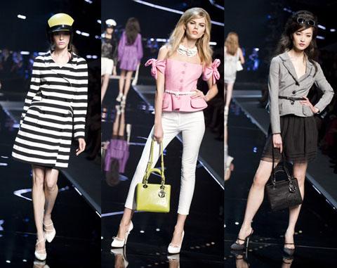 Dior Cruise 2011