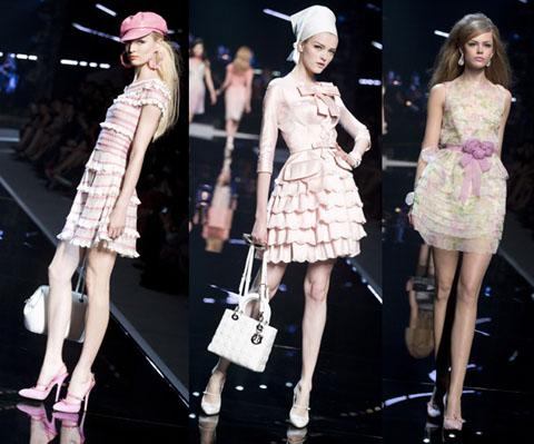 Dior collezione Cruise 2011