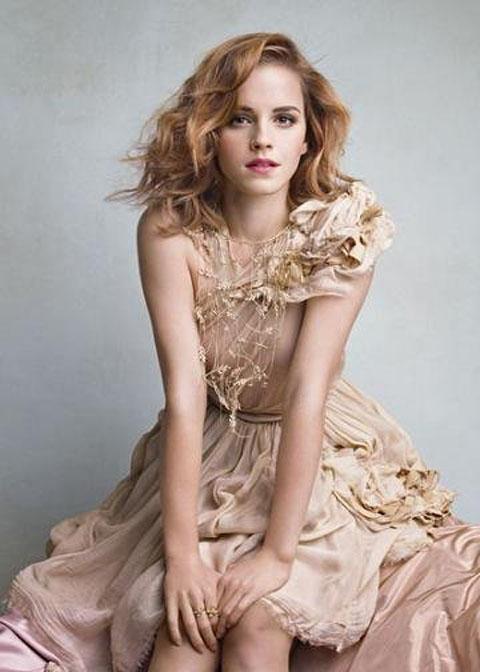 Emma Watson Vanity Fair