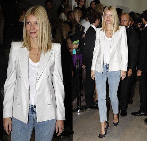 Gwyneth Paltrow blazer