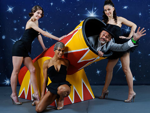 Louboutin Cannes Circus