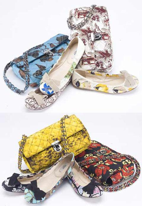 Scarpe e borse Prada 2010