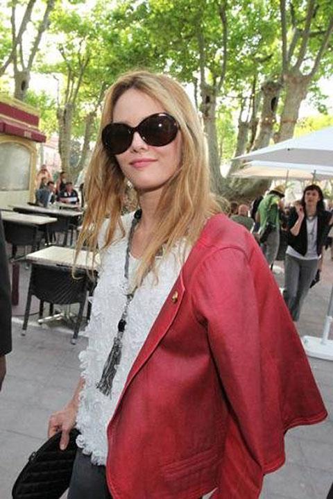 Vanessa Paradis Chanel 2011