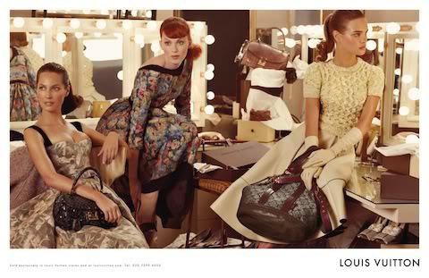 Campagna Fall 2010 Louis Vuitton