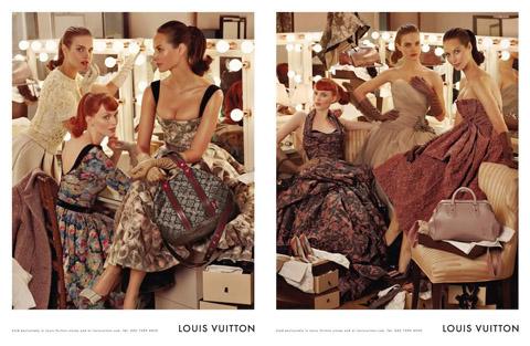Louis Vuitton adv