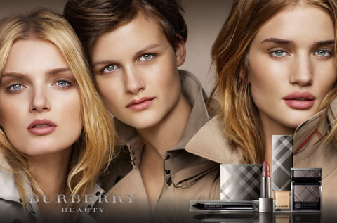 Burberry cosmetici