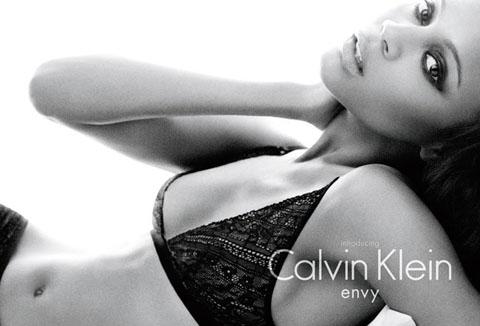 Calvin Klein Underwear Zoe Saldana