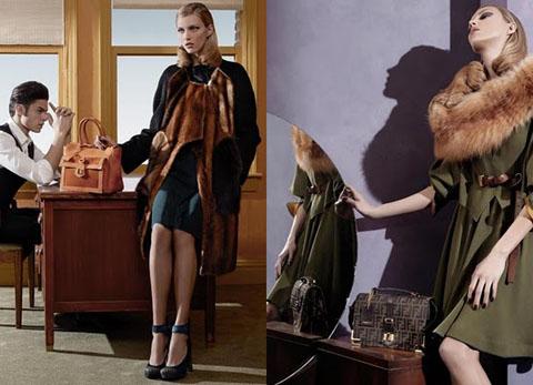 Karl Lagerfeld per Fendi