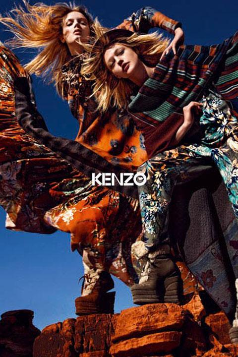 Kenzo adv fall 2010