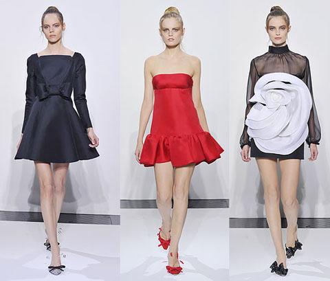 Valentino haute Couture Fall 2010