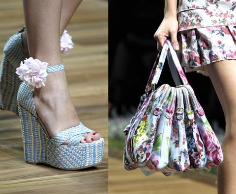 D&G pe 2011 accessori