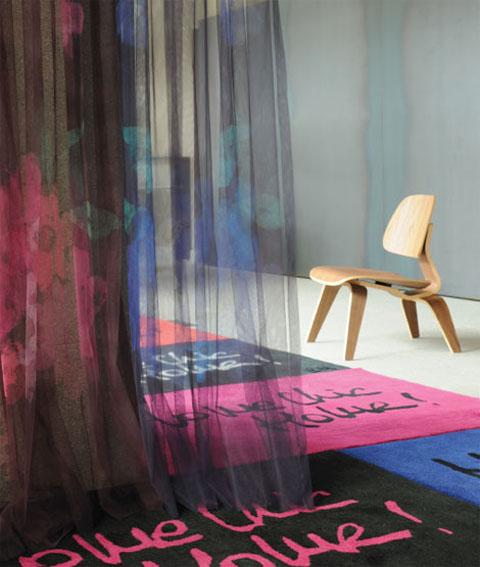 home chic home la linea casa di sonia rykiel very cool. Black Bedroom Furniture Sets. Home Design Ideas