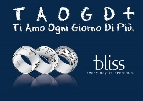 Bliss collezione TAOGD+