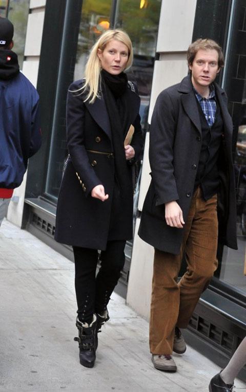 Gwyneth Paltrow Burberry