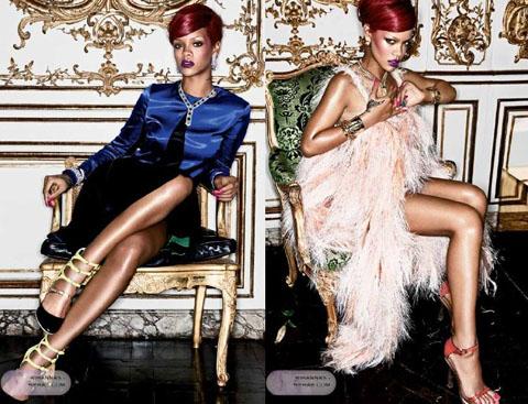 Rihanna su Interview magazine